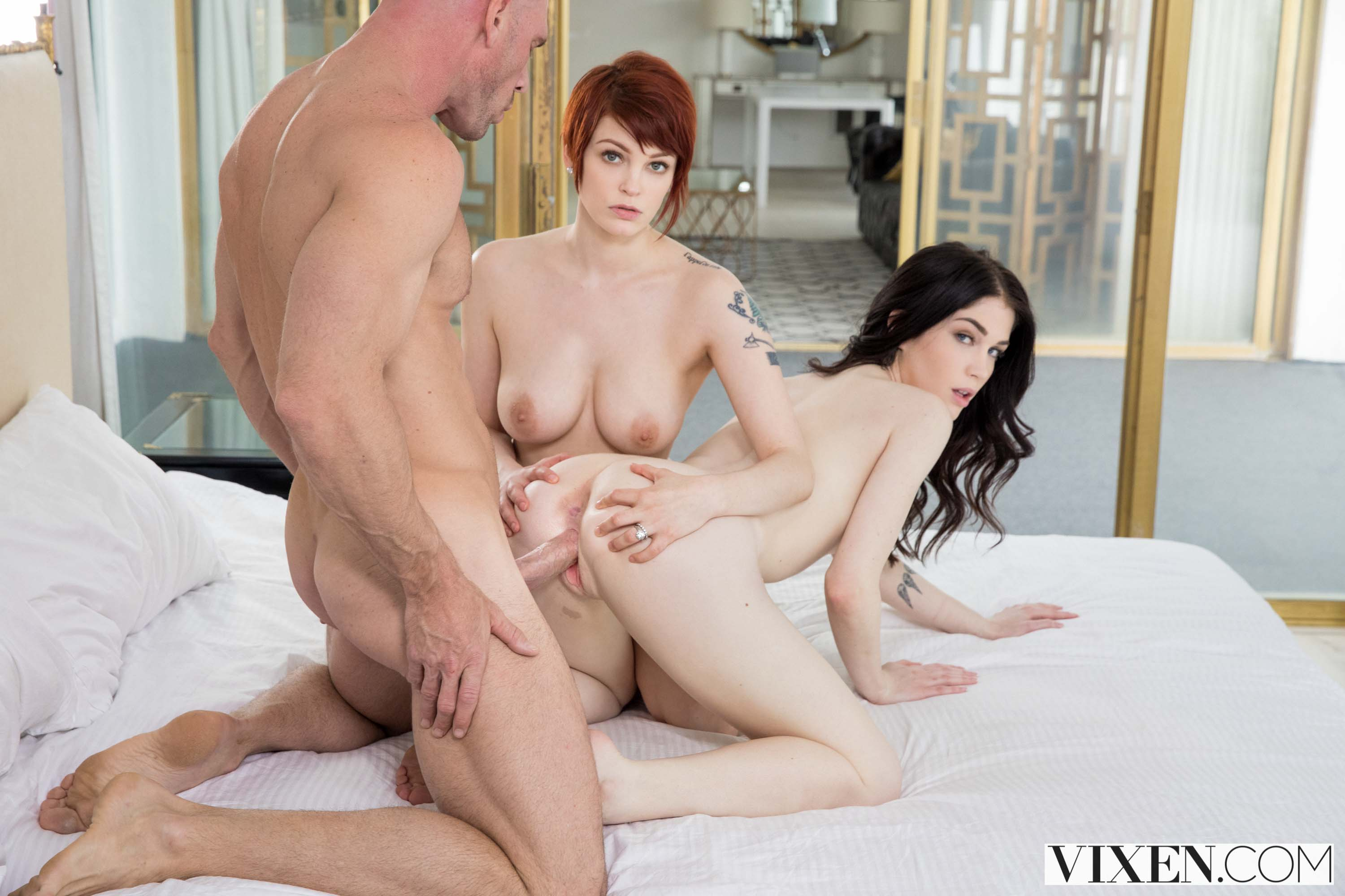 Bree Daniels - My First Date With A Couple | Picture (15)